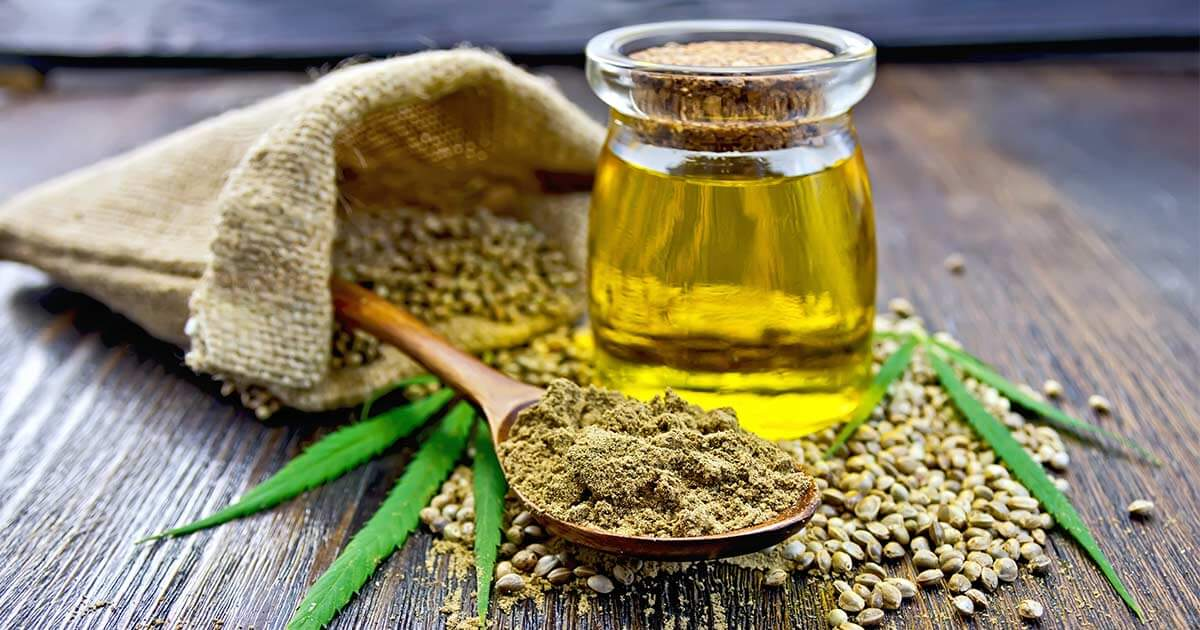 The Benefits of Hemp Oil